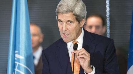 Kerry: Cambio climático es la mayor amenaza para la alimentación
