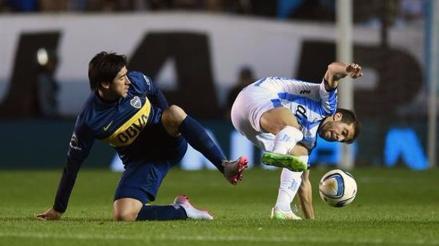 Boca Juniors cayó 3-1 ante Racing y no pudo coronarse campeón del Torneo Argentino