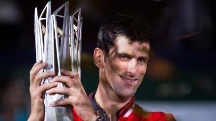 Novak Djokovic superó a Jo-Wilfried Tsonga en la final del Másters 1000 de Shanghái