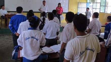 En noviembre evaluarán a alumnos lambayecanos de 2° de secundaria