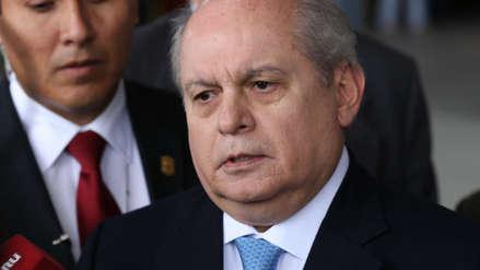 Cateriano: Proceso de censura contra ministros generará inestabilidad