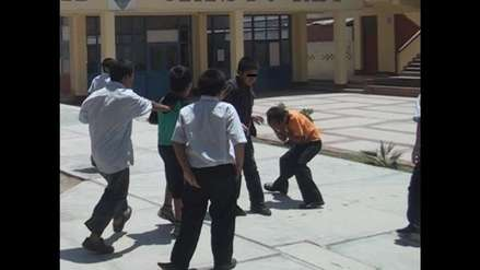 Bullying: tío denuncia agresión de escolar de colegio Antonio Raymondi