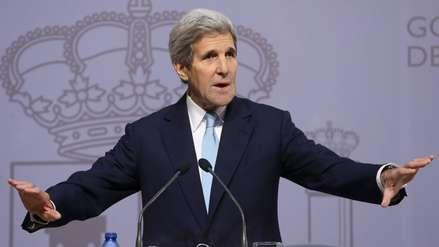 """Kerry elogia el crecimiento de España tras """"años de sacrificios y reformas"""""""
