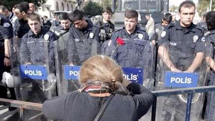 Turquía encuentra material para atentados suicidas en redadas antiyihadistas
