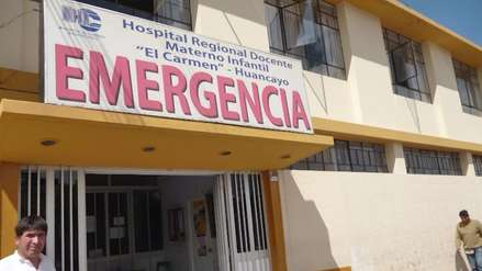 Huancayo: implementan regimen disciplinario en el hospital El Carmen