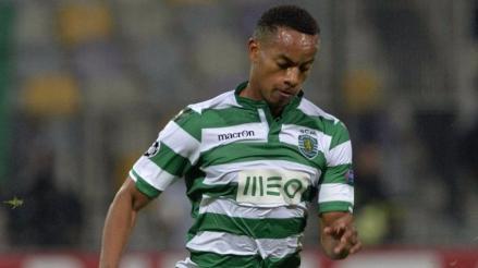 André Carrillo: Sporting de Lisboa ya tendría a su reemplazo