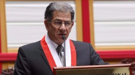 Caso Heredia: Roy Gates solicita a presidente del TC se abstenga por decoro