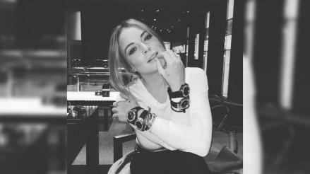 Lindsay Lohan también quiere ser presidenta de EE.UU.