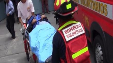 Trujillo: Pepean a mujer y la arrojan en parque de Urbanización Rinconada