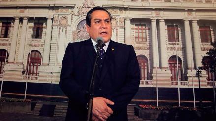 Gustavo Adrianzén renunció al cargo de ministro de Justicia