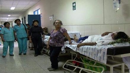 A 54 aumentan los casos de dengue en la región Lambayeque
