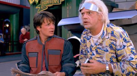 Volver al futuro: Marty McFly llegará este miércoles desde el pasado