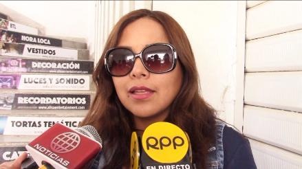 Chapa tu choro: promotora de campaña se defiende de denuncia penal