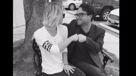 Kaley Cuoco asegura que expareja no es responsable de su divorcio