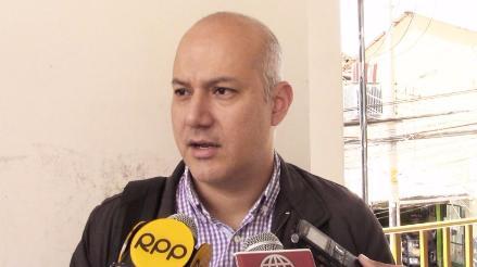 """Sergio Tejada anunció su precandidatura presidencial por """"Unidad Democrática"""""""