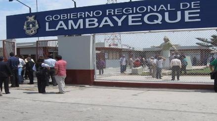 Lambayeque: En 60% avanza la ejecución de proyectos del gobierno regional