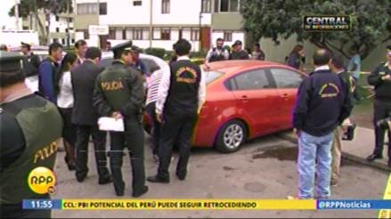 San Isidro: incautan varias decenas de kilos de cocaína halladas en un auto