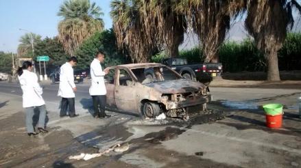Samanco: familiares exigen que asesinato de alcalde no quede impune