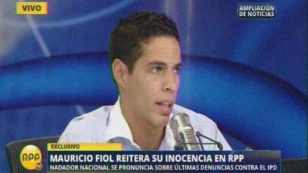 Mauricio Fiol no descarta que haya habido sabotaje en prueba antidopaje