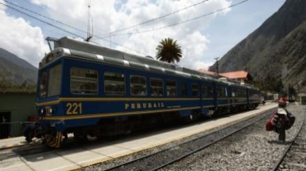PeruRail suspende operaciones ferroviarias en la ruta hacia Machu Picchu