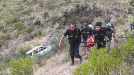 Otuzco: tras conflicto minero hallan un muerto en quebrada de Usquil
