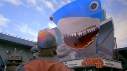Volver al Futuro: publican trailer de Tiburón 19