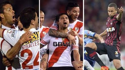 Copa Sudamericana: así quedaron los duelos de ida por los cuartos de final