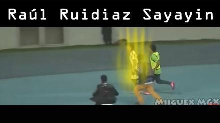 YouTube: parodian a Raúl Ruidíaz volviéndose un Super Saiyajin