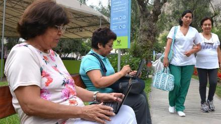 La Molina: Locales y parques públicos tendrán acceso libre a Internet