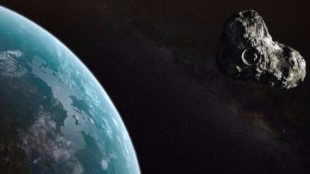 Un asteroide pasará cerca de la Tierra en Halloween