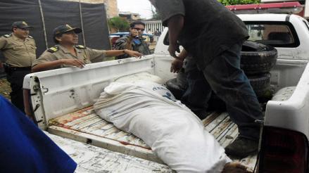 Chachapoyas: un muerto y siete heridos dejó despiste y vuelco de ambulancia