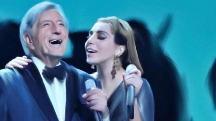 Lady Gaga prepara nuevo álbum con Tony Bennett