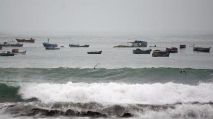 Capitanía de Pisco dispone cierre de terminal portuario por oleajes anómalos