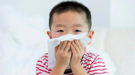 Descubren la proteína que protege a algunos niños frente a alergias