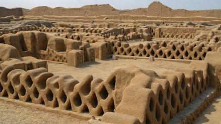 Zonas arqueológicas en riesgo por Fenómeno El Niño