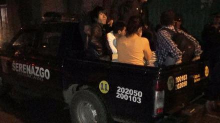 Huancayo: intervienen a  más de 150 menores de edad en discoteca ilegal
