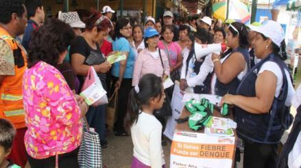 Chikungunya: Minsa levanta alertas verde y amarilla en regiones