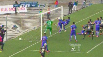 Alianza Lima vs. UTC: Víctor Rossel anotó en medio de polémica
