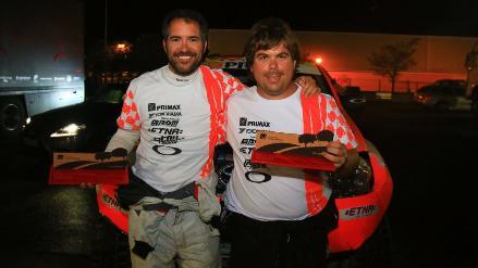 Raúl Orlandini se consagra campeón del Mundial de Rally Cross Country