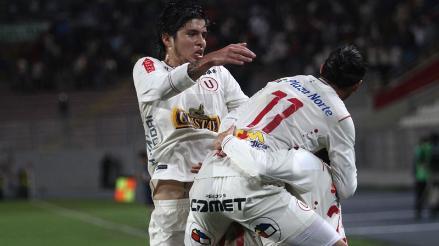 Universitario de Deportes ganó 2-0 a San Martín y sigue liderando el Clausura