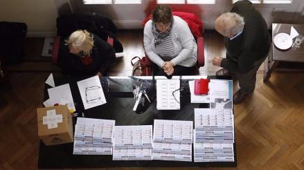 Argentina: confirman que difusión de resultados dependen del Ejecutivo
