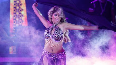 El Gran Show: Yahaira Plasencia bailó como 'Shakira'