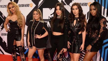 MTV EMA: Artistas se lucieron en la alfombra roja
