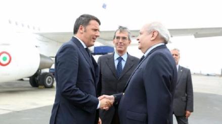Primer ministro de Italia visita el Perú y busca estrechar lazos comerciales