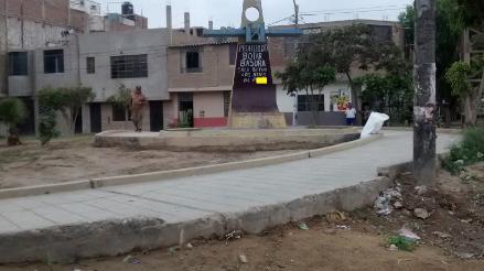 Campaña agresiva contra el arrojo de basura en Chiclayo