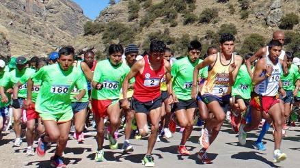 Atleta Alex Castillo falleció al llegar a la meta en maratón de Chincha
