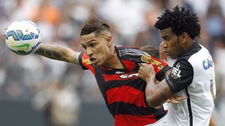 Facebook: Corinthians se burló de Paolo Guerrero tras vencer a Flamengo