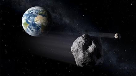 Gigantesco asteroide pasará cerca de la Tierra en Halloween