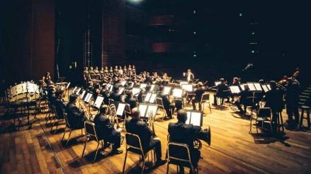 Orquesta de Trujillo se presenta en Gran Teatro Nacional