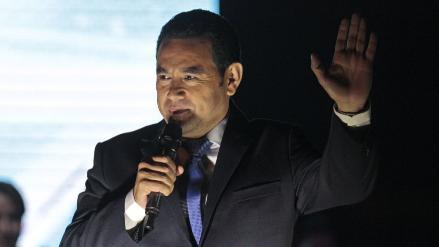 Jimmy Morales arrasó en las elecciones a la Presidencia de Guatemala